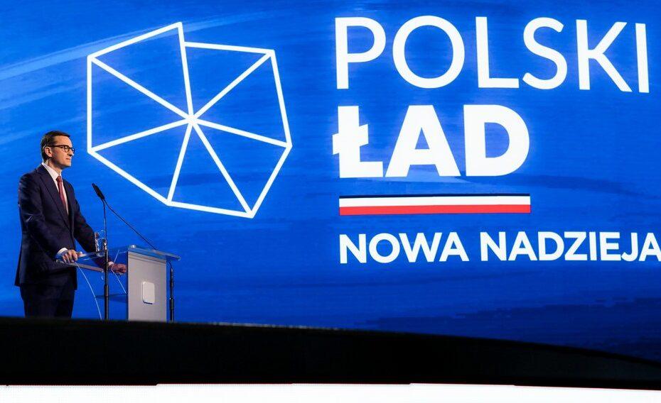 Polski Ład Mateusz Morawiecki