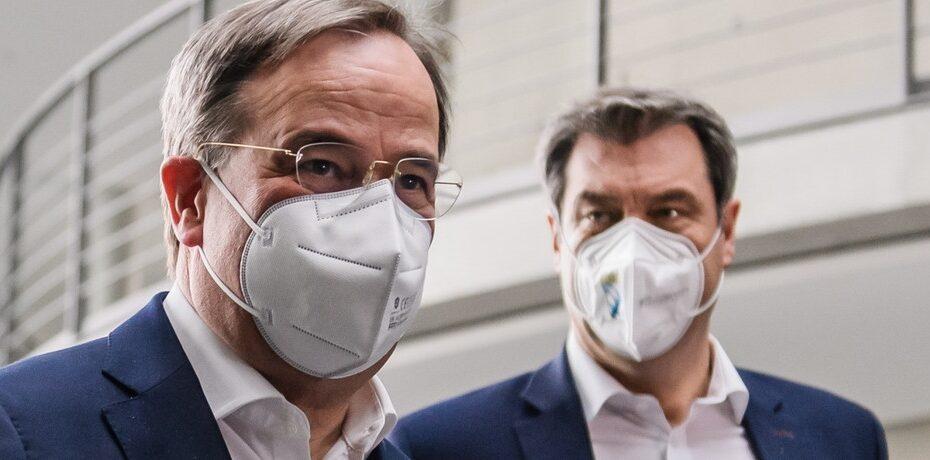 Konflikt w Unii CDU/CSU