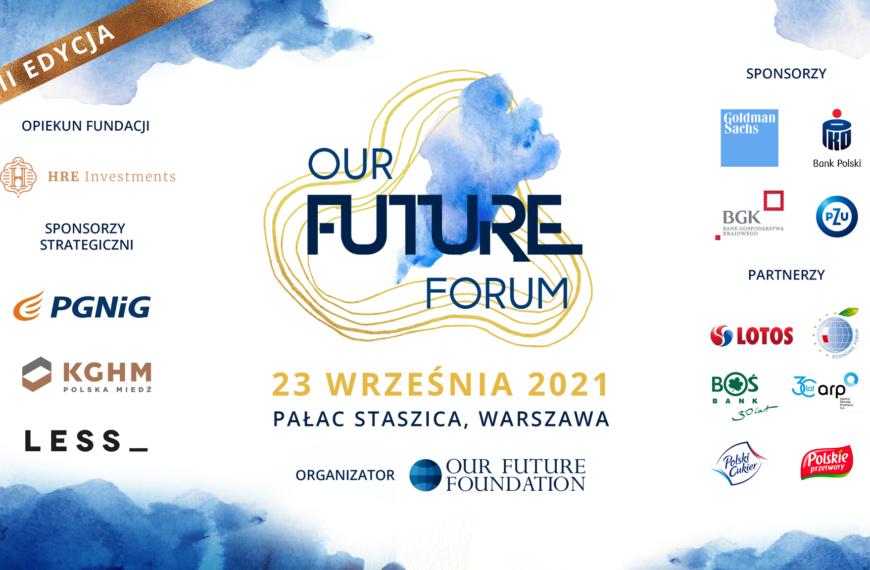 II edycja Our Future Forum